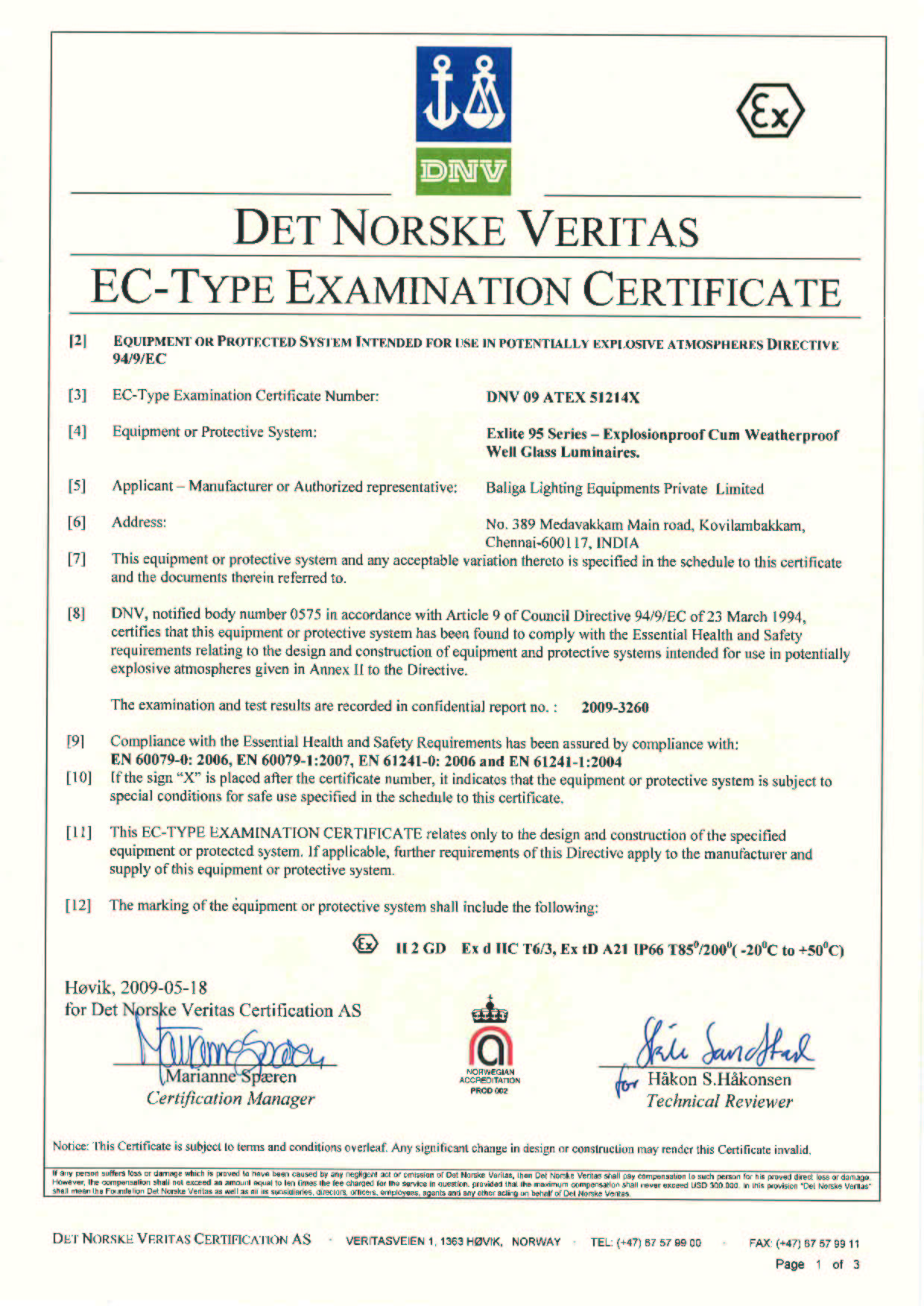 Index of appwebrootimgnews jpg 11largeatex certificate for exlite 95series1g xflitez Gallery